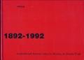 1892 1992 Gedenkboek Amsterdamsche Hockey en Bandy Club