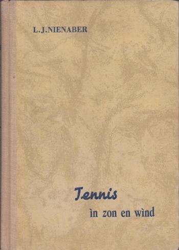 Tennis in zon en wind