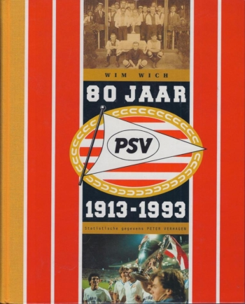 80 jaar PSV