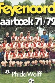 Feyenoord Jaarboek 71-72