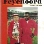 Jaarboek Feyenoord Seizoen 1994-1995