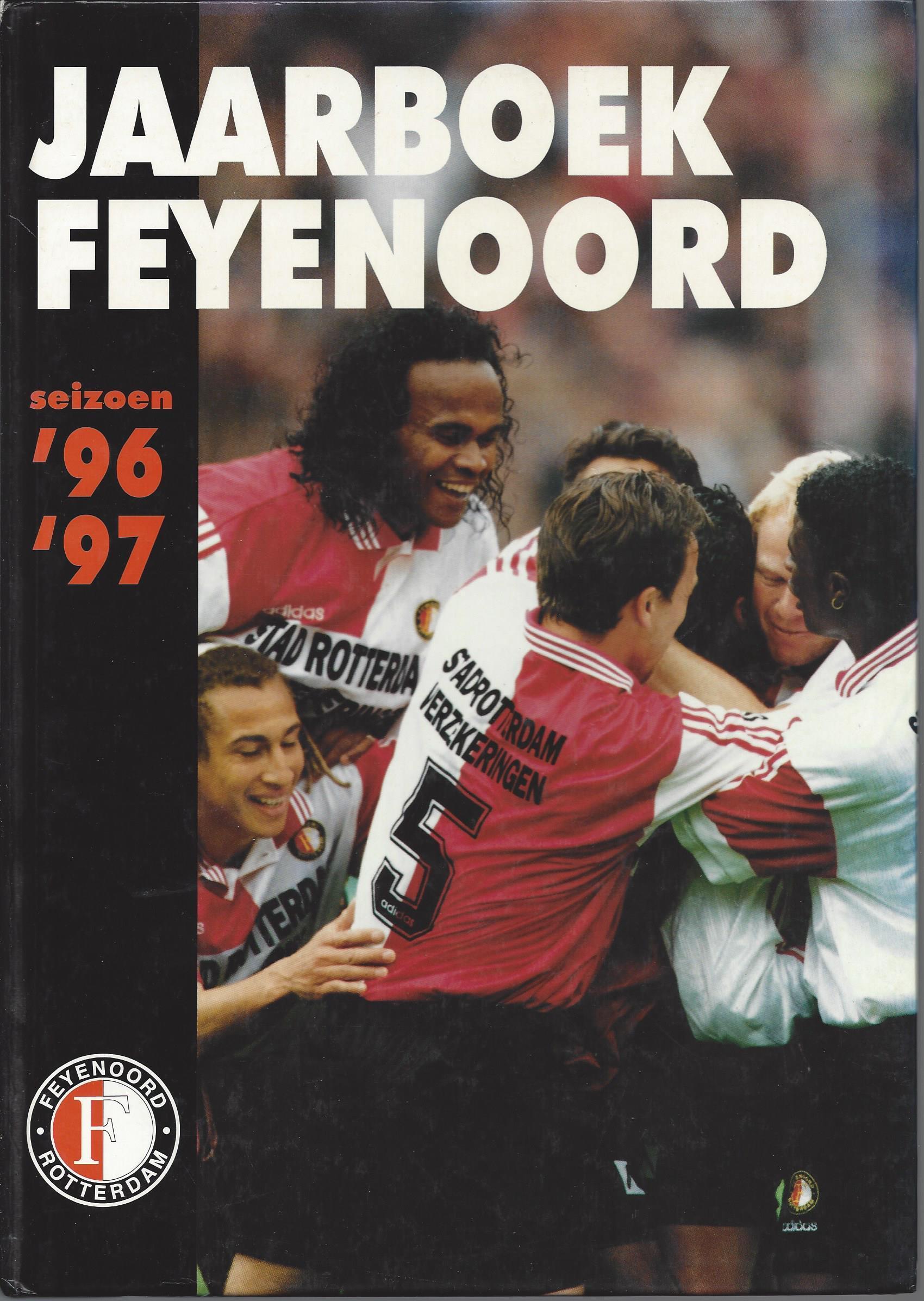 Feyenoord jaarboek seizoen 96-97