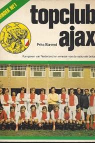 Topclub Ajax Jaarboek no. 1