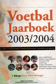 Voetbal Jaarboek 2003/2004