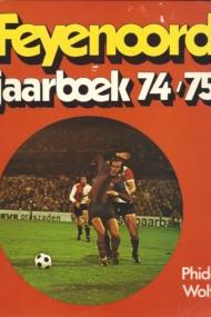 Feyenoord Jaarboek 74-75