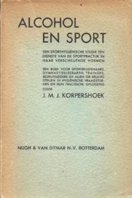 Alcohol en Sport