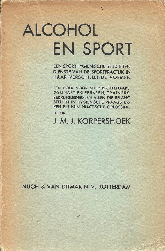 Alcohol en Sport -Een sport...