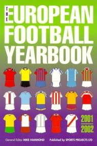 European Football Yearbook 2001-2002