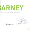 Handtekening Raymond van Barneveld