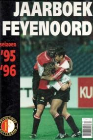 Jaarboek Feyenoord Seizoen 95-96