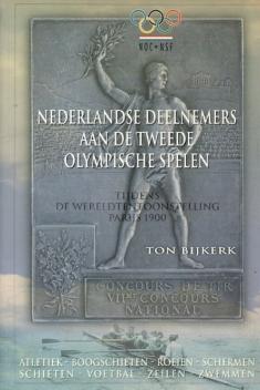 Nederlandse deelnemers aan de Tweede Olympische Spelen