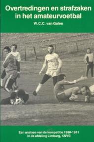 Overtredingen en strafzaken in het amateurvoetbal