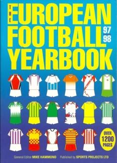 European Football Yearbook 1997-1998