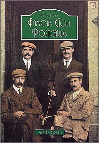 Famous Golf Postcards