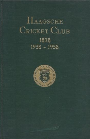 Haagsche Cricketclub 1938-1958