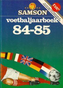 Samson Voetbaljaarboek 84-85