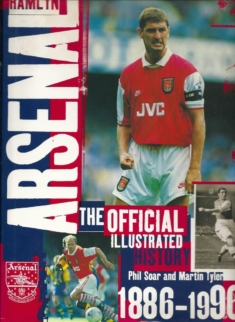 Official illustrated history of Arsenal 1886-1996