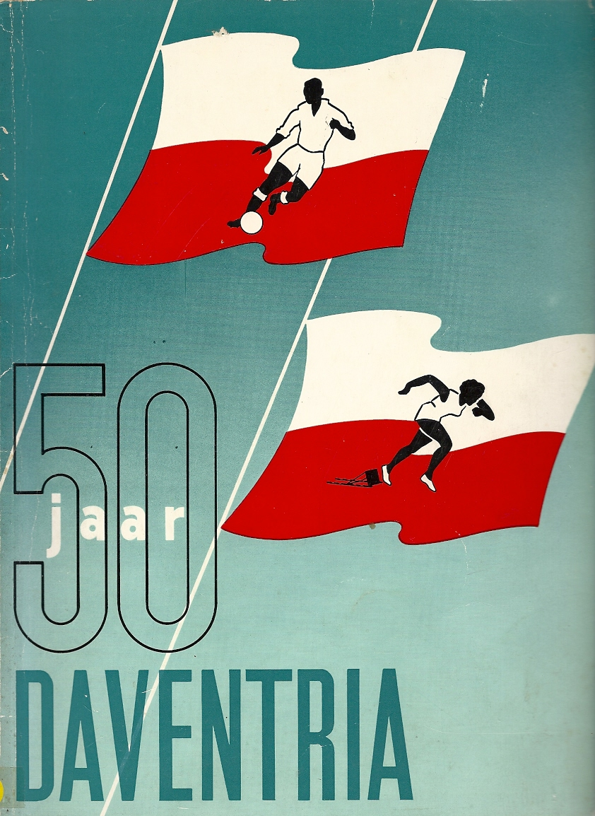 50 jaar Daventria 1906-1956