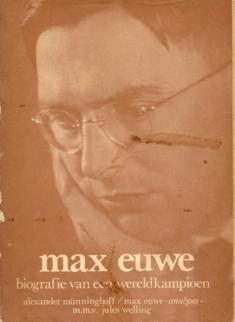 Max Euwe. Biografie