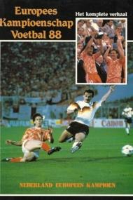Europees Kampioenschap Voetbal 88. Het komplete verhaal
