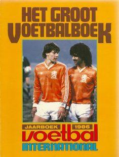 Groot Voetbalboek 1986