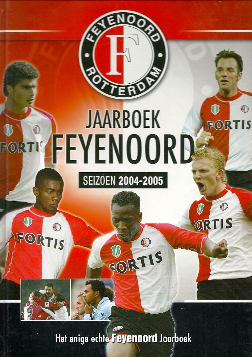 Jaarboek Feyenoord Seizoen 2004-2005