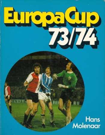Europa Cup Jaarboek 73-74