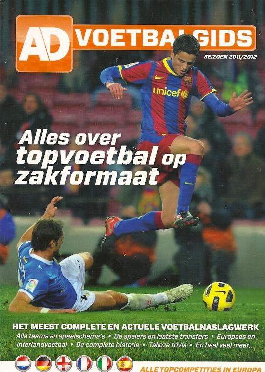 AD Voetbalgids Seizoen 2011...
