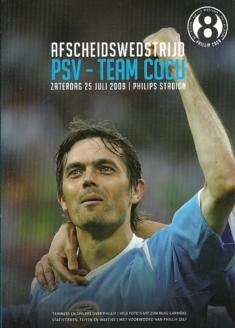 Afscheidswedstrijd PSV - Team Cocu