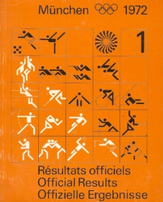 Official Results München 1972