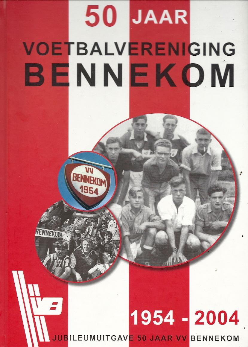 50 jaar Voetbalvereniging Bennekom