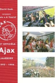 Ajax Jaarboek 1993-1994