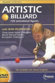 Artistic Billiard - DVD