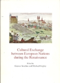 Cultural exchange between European Nations during the Renaissance
