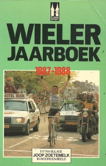 Wielerjaarboek 1987-1988