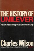 The History of Unilever. Volume 1