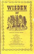 Wisden Cricketers Almanack 1987