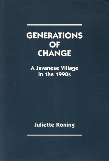 Generations of Change. A Javanese Village in the 1990s