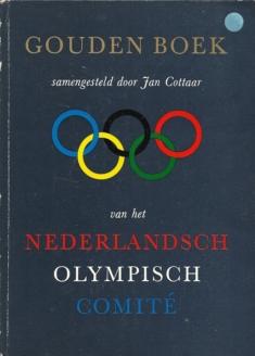 Gouden Boek Nederlandsch Olympisch Comité