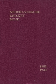 Nederlandsche Cricket Bond 1883-1933