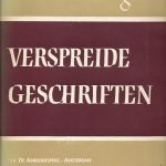 Verspreide Geschriften - W.A. Bonger