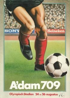 Amsterdam Tournament 709