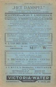 Het Damspel Jaargang 1927