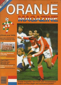 Oranje Magazine nummer 1