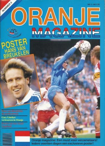 Oranje Magazine nummer 3
