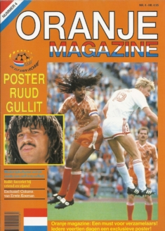 Oranje Magazine nummer 4
