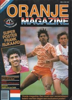 Oranje Magazine nummer 6