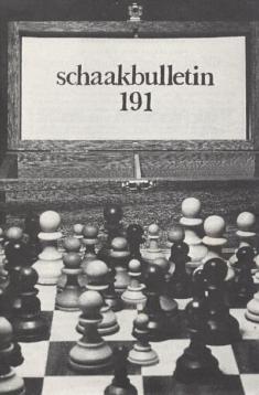 Schaakbulletin 191