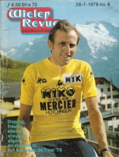 Wielerrevue Tour de France 1978