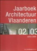 Jaarboek Architectuur Vlaanderen 2002-2003